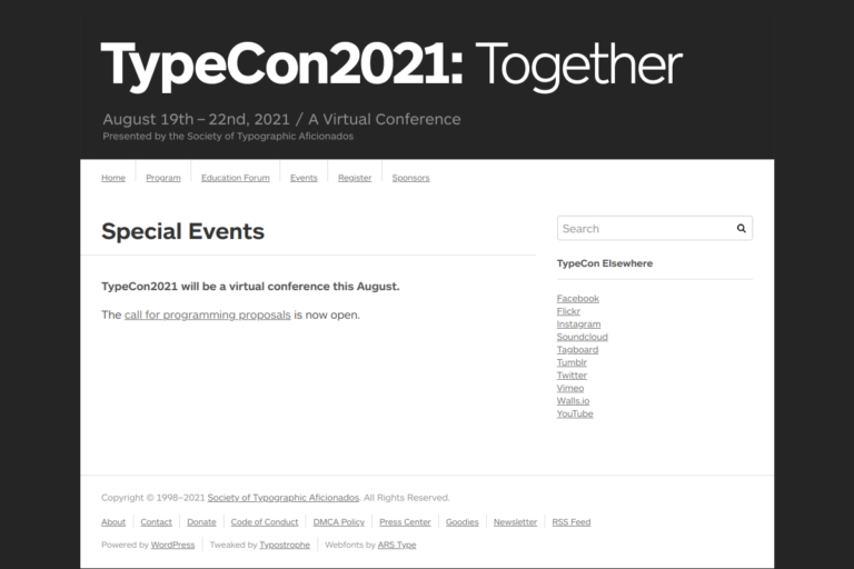 TypeCon 2021