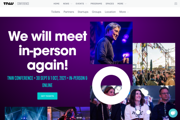 The Next Web Conference 2020