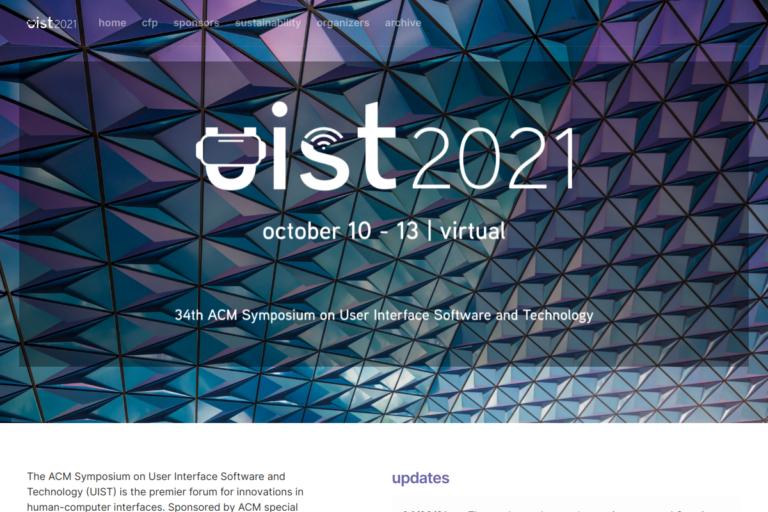 UIST 2020